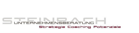 business development kooperiert mit Steinbach Unternehmensberatung