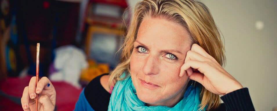 Steffi Ribbe, Farbknall